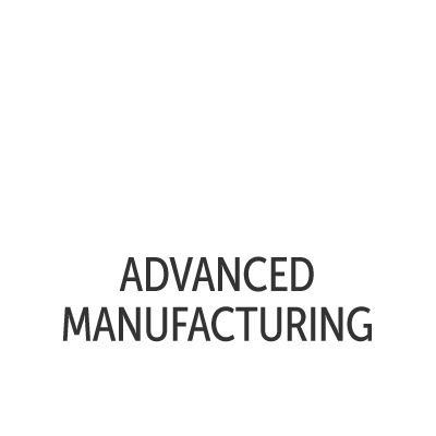 advanced manufacturing icon